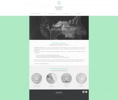 Presentación de la nueva Web